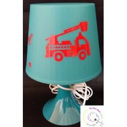 Lampe Bleu Personnalisée Evy Dream Creation