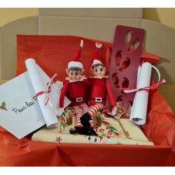 Big box complète elfes personnalisée par Evy Dream Creation